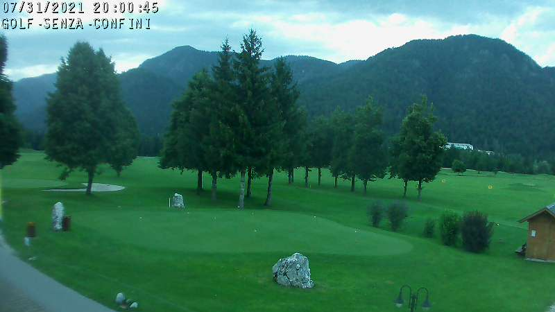 webcam golf tarvisio